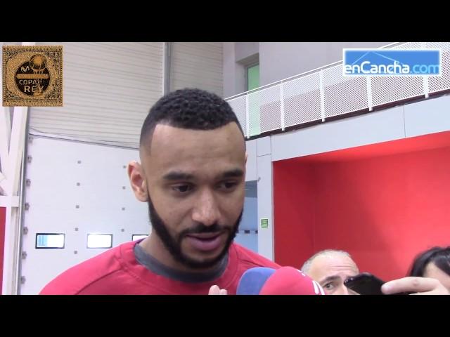 Copa del Rey�17 Media Day Baskonia