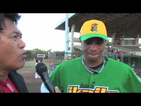 Chris Nash, 1st Base for Na koa ikaika Maui Baseball