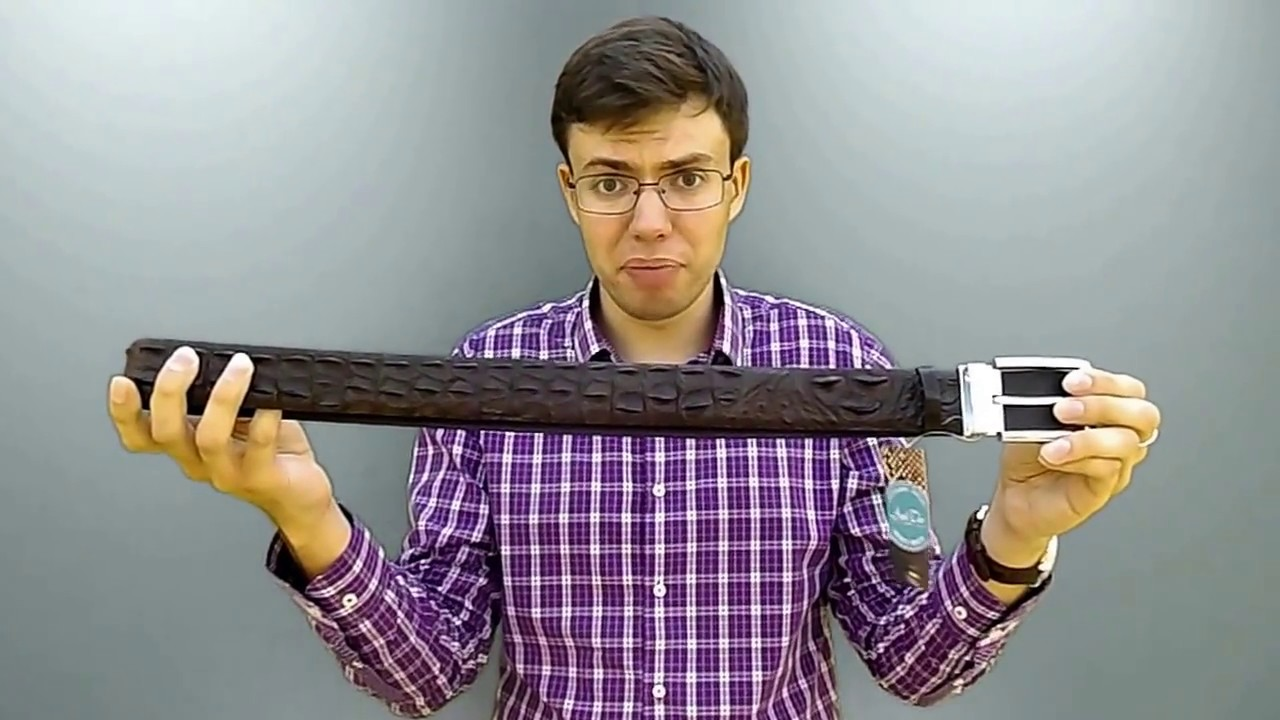Ремни для правки бритв. Обзор - YouTube