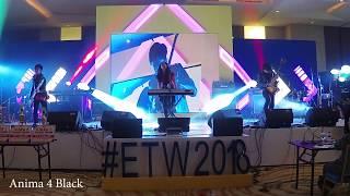 Juara 1 Erlangga Talent Week 2018 Elang Dewa19 Live Cover By Anima 4 Black