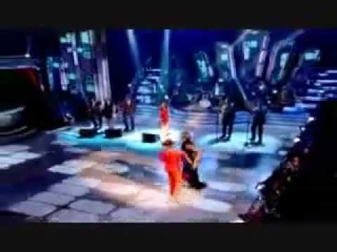 Dionne Bromfield - Mama Said (Strictly Come Dance - with Amy Winehouse) 10/10/2009