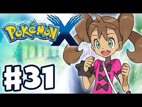Pokemon X and Y - Gameplay Walkthrough Part 20 - Ivysaur Evolves into Venusaur! (Nintendo 3DS) from YouTube · Duration:  32 minutes 48 seconds