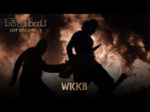 Baahubali OST - Volume 03 - WKKB (End Titles BGM) | MM Keeravaani
