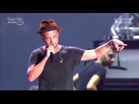 OneRepublic -  Good Life, Rock in Rio 2015