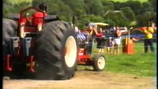 "Tractor Pulling. ""Torment"" at Heddington and Stockley Rally 1993"