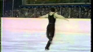 John Curry - 1976 Olympics - Short Program