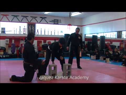 Exam(en) 16 Dec. 2017 Jaquez Karate Academy (Complet(o))