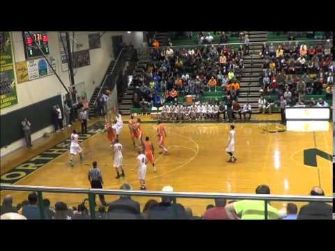 Justin Goode 6'3 PG #3 Lord Botetourt High School (Video 2)