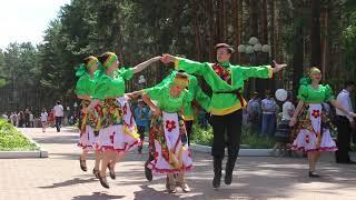 2019 06 08 60 років АТ ІСС Сибирята Сільські гуляння