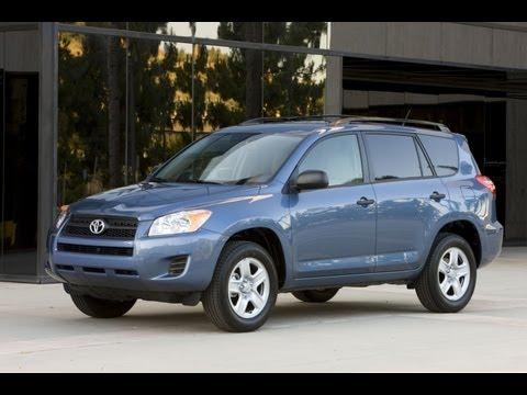 2012 Toyota RAV4 SUV Review | Edmunds.com
