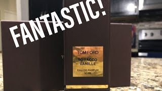 Tom Ford Tobacco Vanille Review