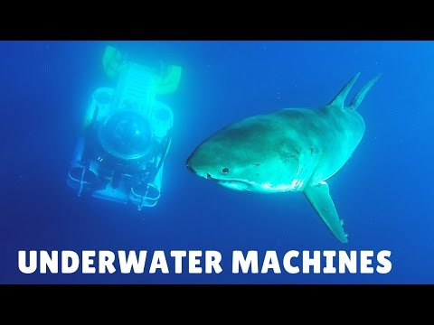 Amazing underwater submarines | Explore the deepest sea and