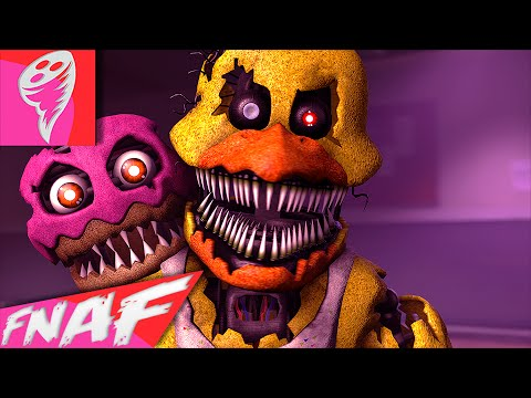 [SFM FNAF] FIVE NIGHTS AT FREDDY'S 4 SONG (Alone With Them) FNAF Music Video