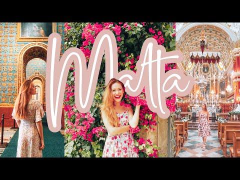 4 Days In MALTA 🇲🇹 | Valletta, Gozo, Mdina & More Travel Vlog