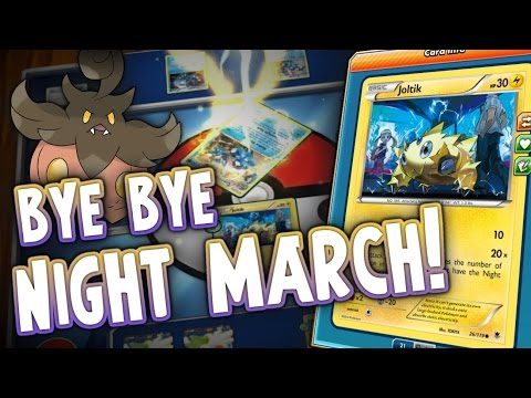 Bye Bye Night March, One Final Salute! | Pokémon TCG Online