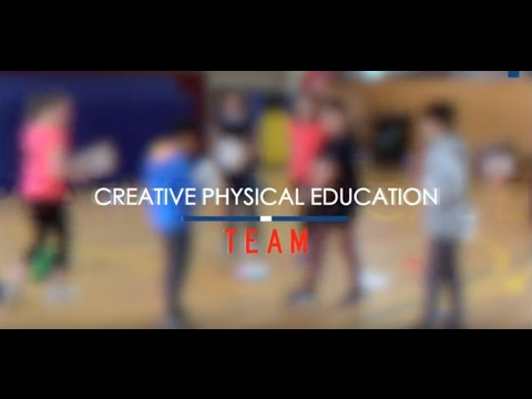 Creative Physical Education: Games – (1) Team
