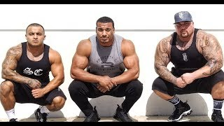 LARRY WHEELS VS STRENGTH CARTEL   WELCOME TO CALIFORNIA