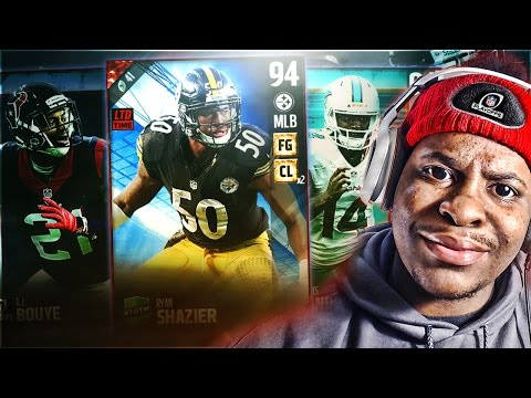 2017 NFL PLAYOFFS PACK AND PLAY SQUAD TEAM BUILDER! MADDEN 17 CHALLENGE