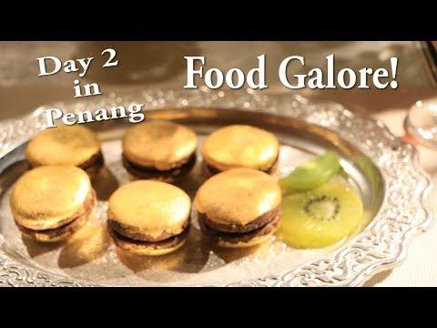 My Malaysia Trip: Day 8 ✈ Penang's Wonderfood Museum, Dark Mansion, and Teh Tarik ✈ Luna Mach