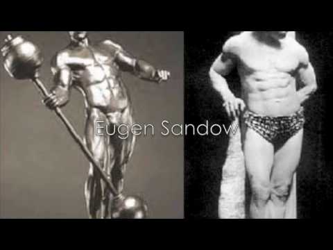 Eugen Sandow- The Perfect Man