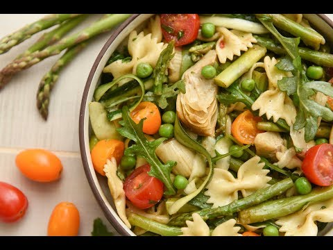 Spring Veggie Pasta Salad Recipe