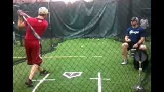 Xen hitting in a Kevin Long clinic 3
