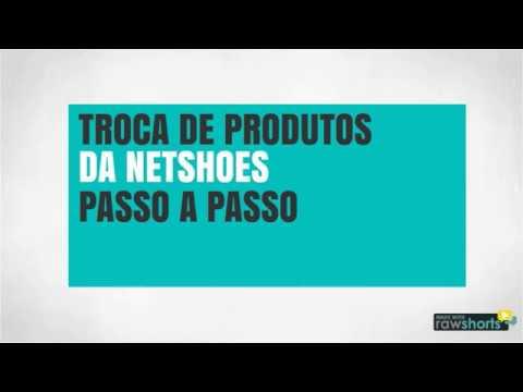 89665458a COMO FAZER A TROCA DE PRODUTOS NA NETSHOES (PASSO A PASSO) - YouTube
