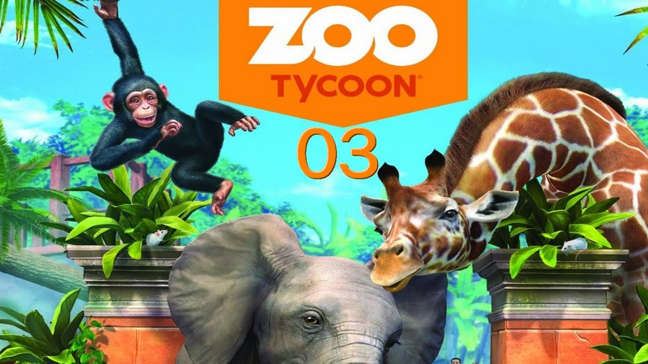 Xbox one zoo tycoon mode libre 3 en mode d co for Deco xbox one