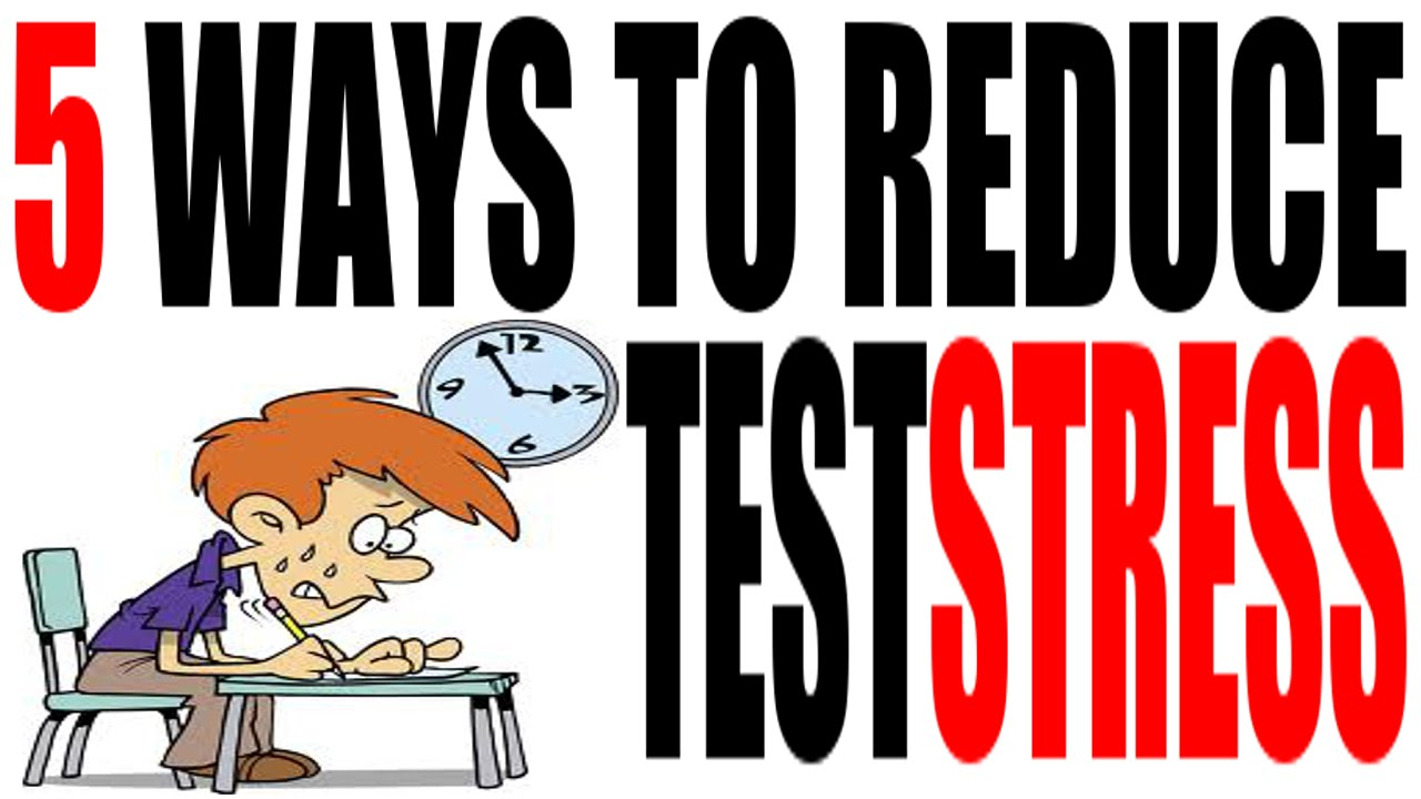 5 Ways For Teachers to Chillax Students on Test Day