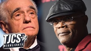 "Samuel L Jackson Responds To Scorsese's ""Marvel Isn't Cinema"" Comments"