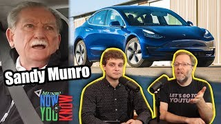 Sandy Munro Reveals Model 3 Insights | In Depth