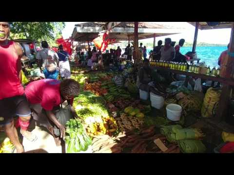 12 Time to go to the Market in Gizo Town, Solomon Islands