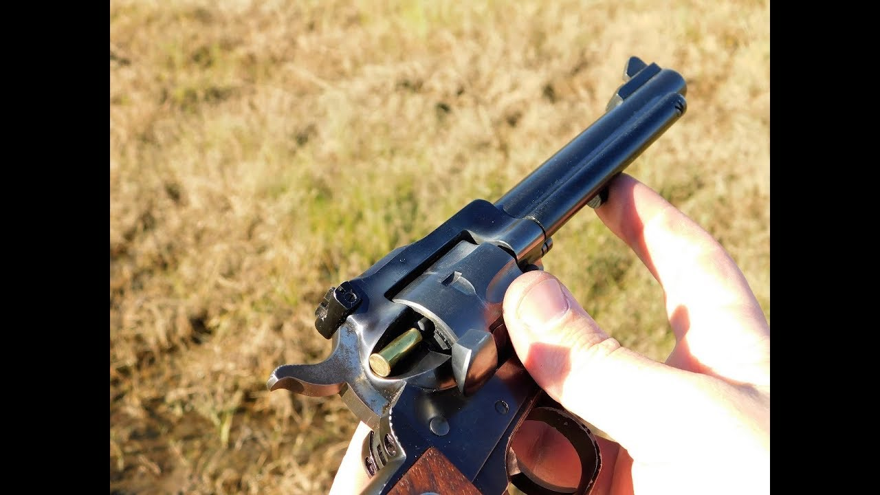 Ruger Single Six Revolver - Still One of the Best Handguns to Own