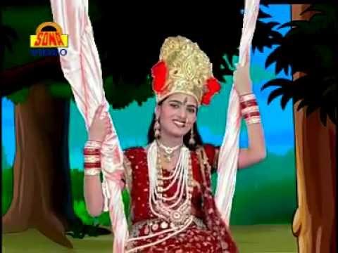 Latest Mata Bhajan | Jhula Jhule Re | Vandana Dubey, Vinod Sen