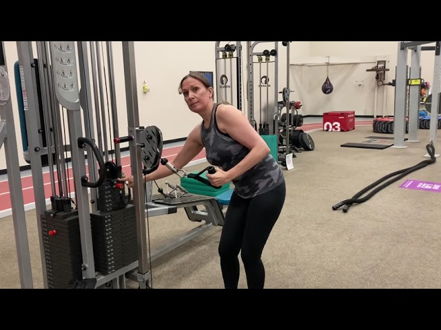 Bring the Y Home: External Rotator Cuff with Cable
