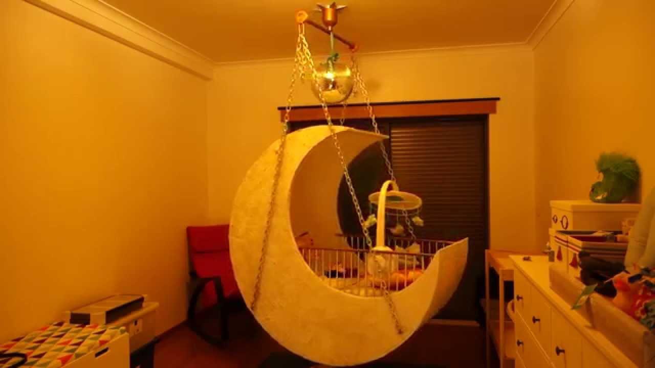 Moon Baby Crib