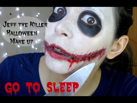 disfraces de halloween jeff the killer
