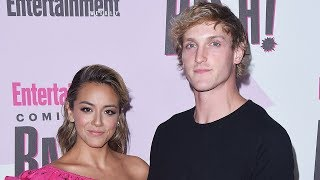Logan Paul SLAMS Chloe Bennet Breakup Rumors With Instagram Video