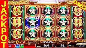 OMG!! FULL SCREEN ✦ JACKPOT HANDAPY✦ On Dragon's Law Twin Fever Slot Machine   Live Slot
