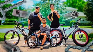 ROLE DE BIKE VOLTOU  ‹ EduKof ›