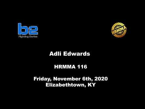 Adli Edwards HRMMA 116 Interview with Chris Lytle