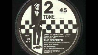 THE SELECTER - THE B SIDES MEDLEY