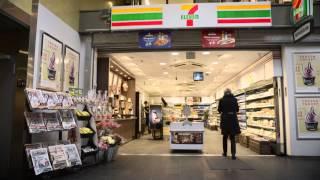Store tour  7-Eleven Byporten Norway