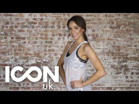 WORKOUT: 7 Minute NEW YEAR Fit | Danielle Peazer
