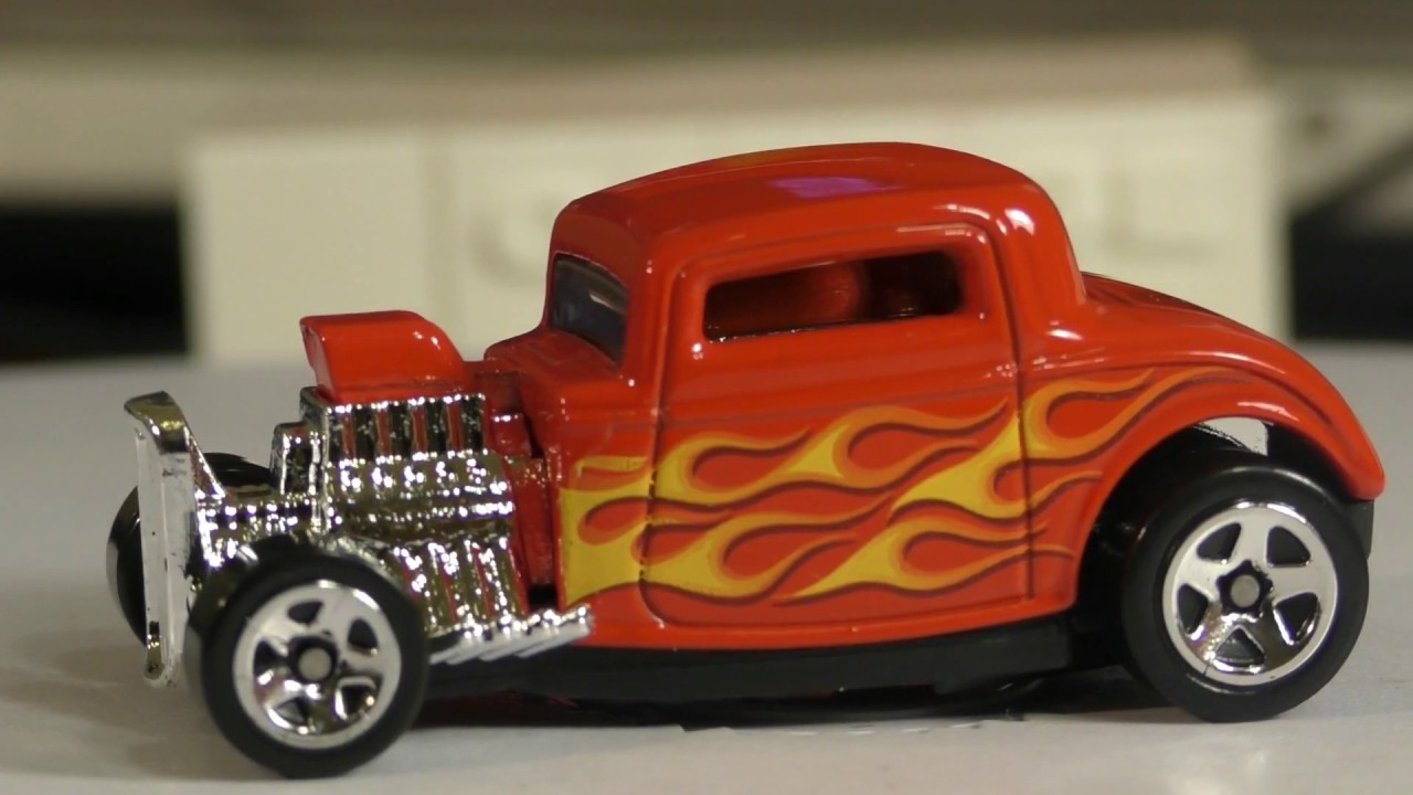 2017 hot wheels g case 146 32 ford