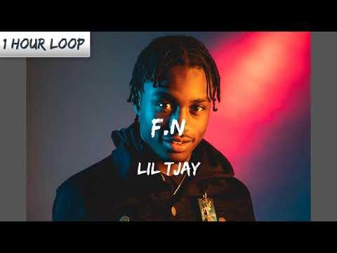 Lil Tjay - F.N (1 HOUR LOOP)