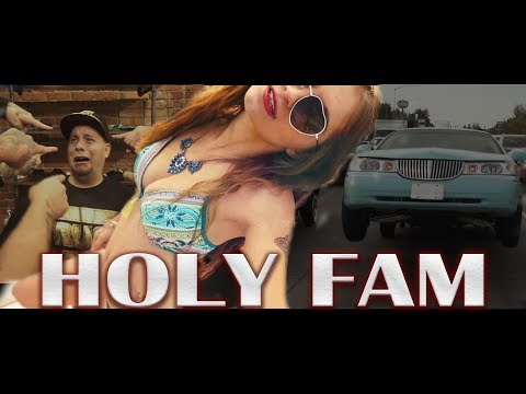 "CORDELL DRAKE - ""Holy Fam"" Ft Reality & Gonzo"