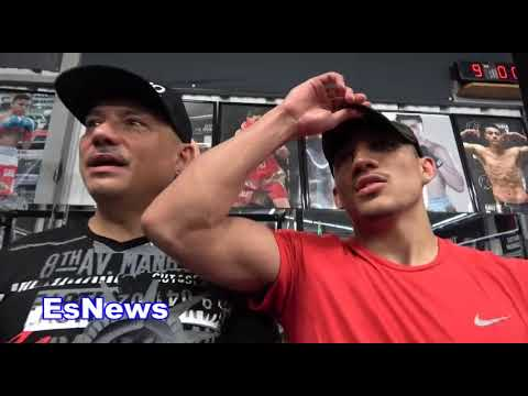 Mikey Garcia Explains Why Conor McGregor Gasses Out In Fights EsNews Boxing