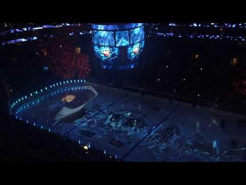Flyers Home Opener Ceremony - 10-9-18