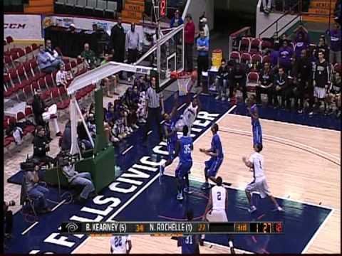 2013 Class AA NYSPHSAA Boys Basketball Championship: Bishop Kearney Vs. New Rochelle